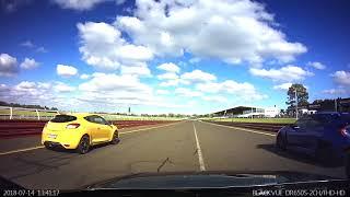 Sandown Raceway Audi S3 Track Day