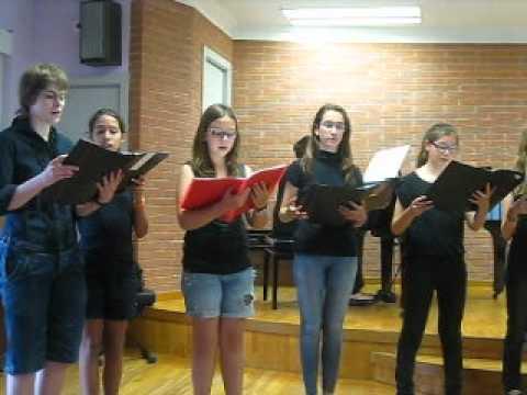 Vois sur ton chemin 2011-2012 escola municipal de música de Tarragona