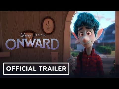 Onward – Official Teaser Trailer (2020) Tom Holland, Chris Pratt