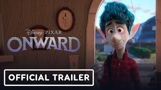 Onward - Official Teaser Trailer (2020) Tom Holland, Chris Pratt