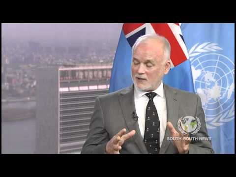 Interview With Peter Thomson the U.N. Ambassador of Fiji