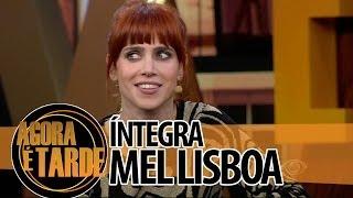 Agora é Tarde 03/06/2014 - Mel Lisboa (íntegra)