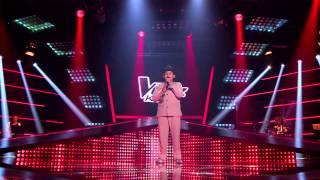 Óscar - Ay! Carmentea de Miguel Martín - La Voz Kids Colombia - Audiciones a ciegas - Temporada 1