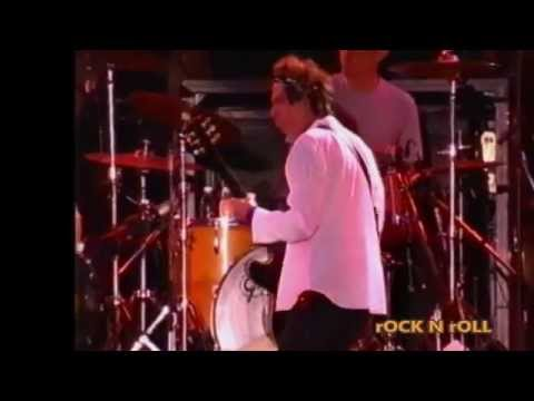 The Rolling Stones - Its Only Rock N Roll LIVE 2003 (Keith Richards AMp.)
