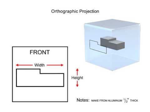 Drawing Concepts/Orthographic Projection