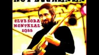Roy Buchanan - Purple Haze (Track 6, Club Soda, Montréal, 1988)