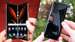 Samsung Galaxy Z Fold2 im Test | CHIP