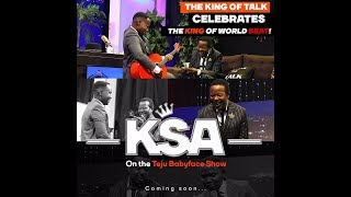 THE KING OF TALK CELEBRATES THE KING OF WORLD BEATS AT 70 THE KSA AT 70 SHOW PART 1