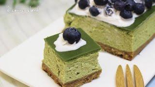 Matcha Green Tea Cheesecake Recipe   d for delicious