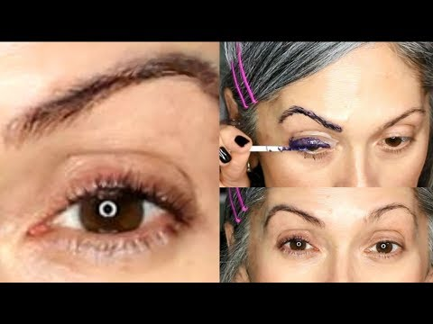 DIY BROW + LASH LIFT AND TINT AT HOME