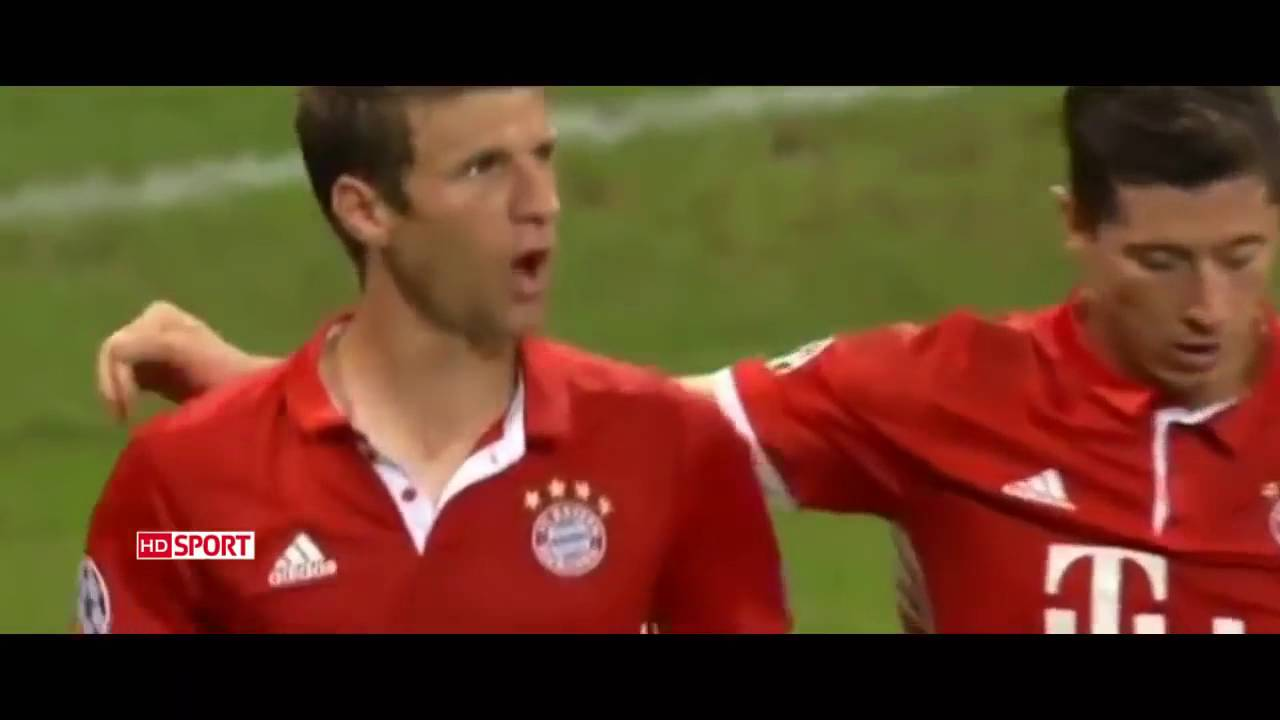 Download 15 Bayern Munich vs Rostov 5 0 All Goals HD ~ Champions League 13 9 2016
