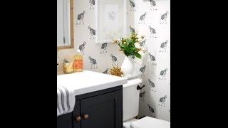 Как сделать косметический ремонт дачного туалета(Ремонт туалета. Я расскажу как сделать ремонт в туалете дачного домика. Это был более декоративный, освежаю..., 2014-06-20T05:47:08.000Z)