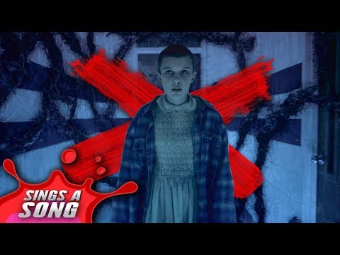 Eleven Sings A Song Stranger Things Parody  Be Careful of Spoilers