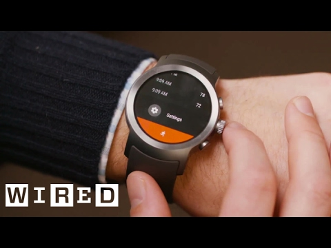 Here Are LG's New Smartwatches   WIRED