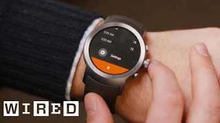 LG's New Android Smartwatches – Review | WIRED