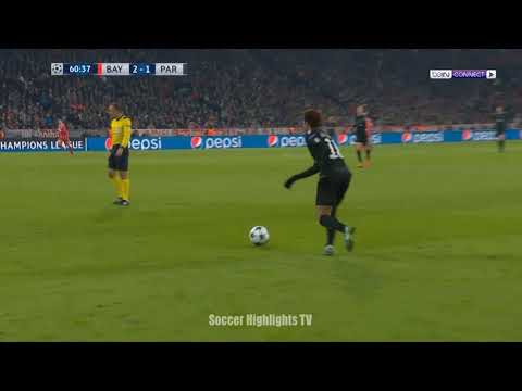 Bayern Munich vs PSG 3 - 1 All Goals and Highlights Champions League December 5 , 2017