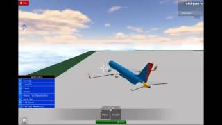 roblox southwest airlines boeing 737-800 takeoff nashville