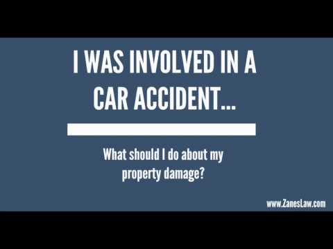 Episode 041- Handling Your Property Damage After a Car Accident in Arizona