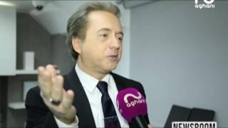 شو جديد النجم مروان خوري؟