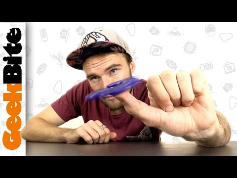 Thumbnail: Fidget Spinner Tricks With a Professional Fidgeter