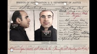 Al Capone at Alcatraz | Letters from Alcatraz