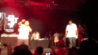 The H-Town All Stars at Warehouse Live with Slim Thug, Chamillionaire, Paul Wall, Z-Ro