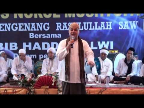 Haddad Alwi - Ya rasulallah , PP.Nurul Mushtofa ,ciracas, jakarta timur