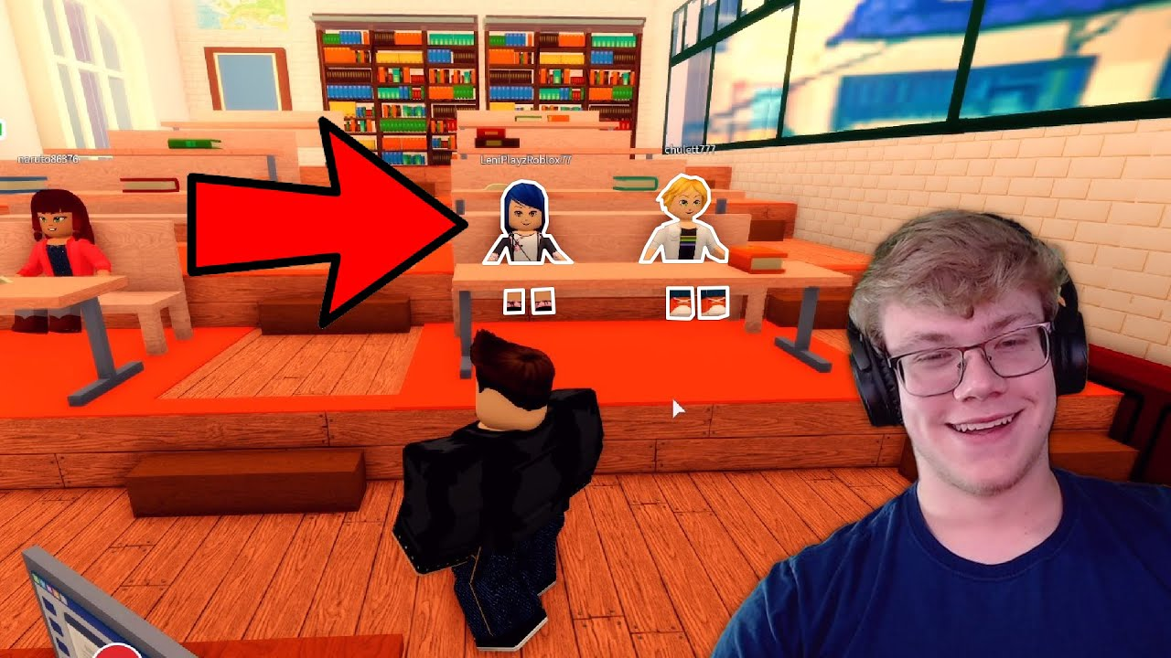 Checking Out The New Miraculous Ladybug Roblox Game!