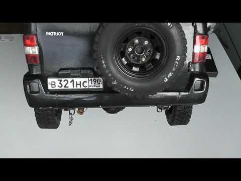 видео: Обзорчик модели УАЗа