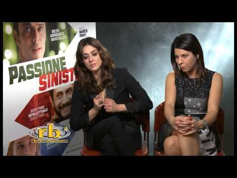 Valentina Lodovini, Geppi Cucciari, intervista, Passione sinistra, RB Casting