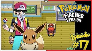 Pokémon Fire Red Let's Play #17: Pegando o Eevee e Coin Case