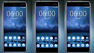 NOKIA 6 Android Phone OFFICIAL LOOK!!!!