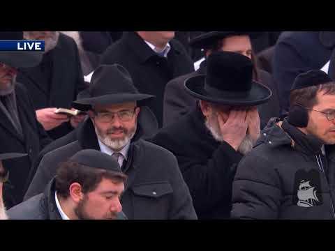 FULL VIDEO - The 13th Siyum HaShas Of Daf Yomi At Metlife Stadium | מאה אלף איש בסיום הש