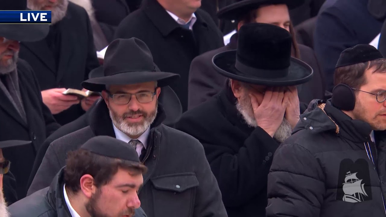 "FULL VIDEO - The 13th Siyum HaShas of Daf Yomi at Metlife Stadium | מאה אלף איש בסיום הש""ס העולמי"