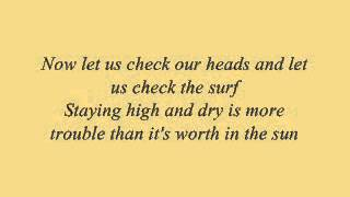 Red Hot Chili Peppers- Road trippin' (lyrics)