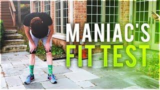 OpTic Strength: MaNiaC's FIT TEST!