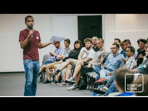 Startup Stage #21 Success: How to Pitch Large Companies for Partnership by Amrit Dhir