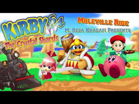 Moleville Mountain Ride Kirby 64 The Crystal Shards Soundfont