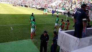 Zacatepec vs México (Coruco Díaz)