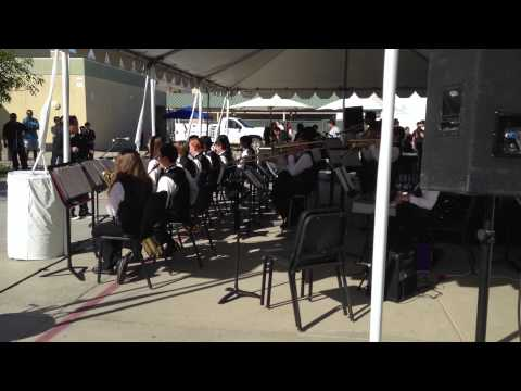 Palm Desert Charter Middle School Rock the House Jazz Band