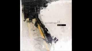 Assemblage 23 - Sorry (lyrics)