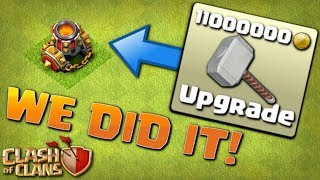 HUNTING LEGENDS!  1 DEFENSE LEFT!  TH12 Farm to Max | Clash of Clans