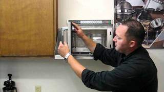 Sharp Commercial Microwave Oven Twin Touch Series