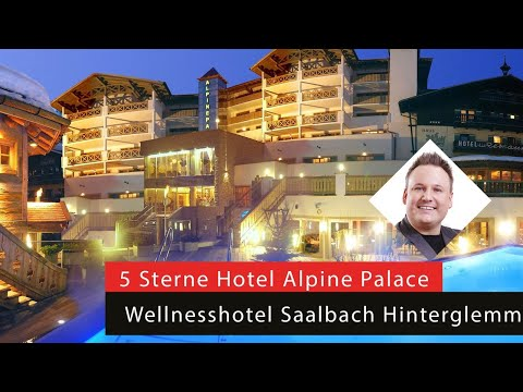 Hotel Alpine Palace Wellnesshotel