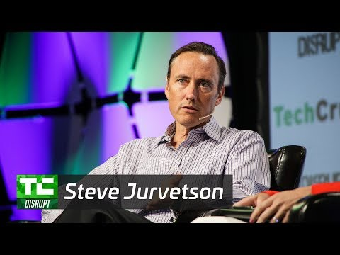 DFJ's Steve Jurvetson on the Rise of the Machines | Disrupt SF 2017