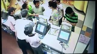 livedoor ニュース:2012年5月19日 中国のファストフード店で、韓国人と...