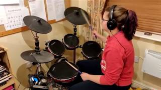 Calvin Harris & Rag 'n' Bone Man - Giant (Drum Cover) Video