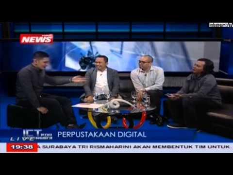 MOCO di Program ICT For Indonesia - MNC NEWS Bertema Perpustakaan Digital