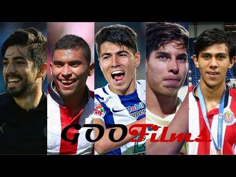 Top 10 Jovenes Promesa - Liga MX - Mexicanos - 2017