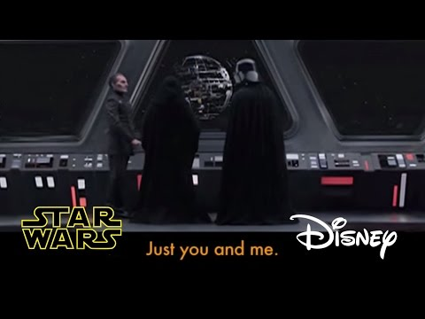 "Star Wars Disney Musical - ""I can show you the Sith"""